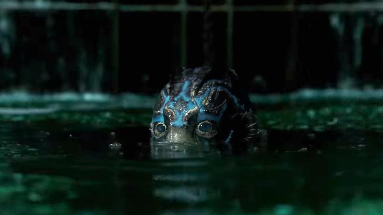 A Dildo Maker Has Finally Determined What The Shape Of Water's Fish Dick Looks Like