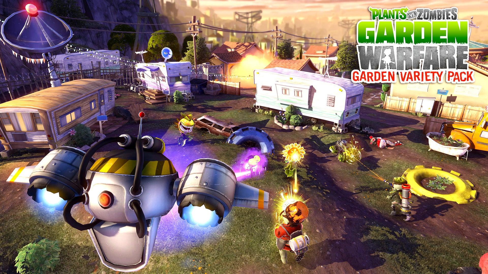 Forget Titanfall, Garden Warfare Is Getting Free DLC Tomorrow