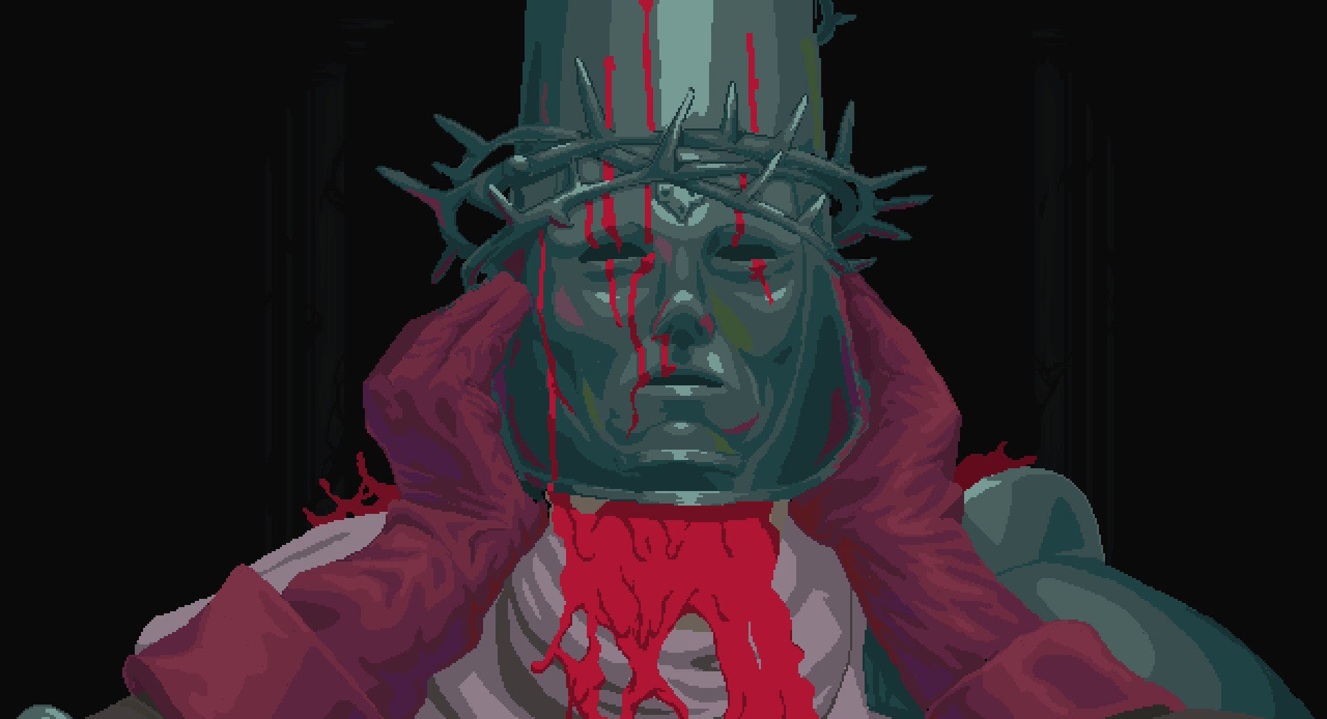 Gothic Platformer Offers Brutal Combat With A Side Of Religious Trauma