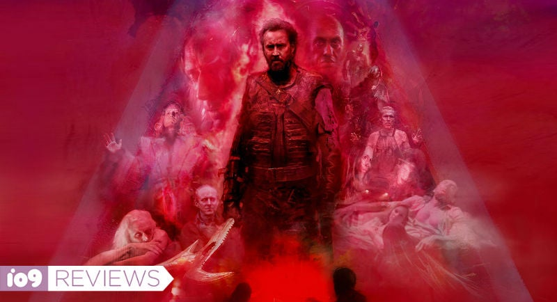 Mandy Boasts The Ultimate Nicolas Cage Performance