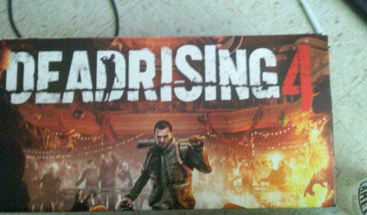 New Leak Reveals Dead Rising 4