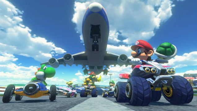 You Should Really Listen To The Full Mario Kart 8 Soundtrack