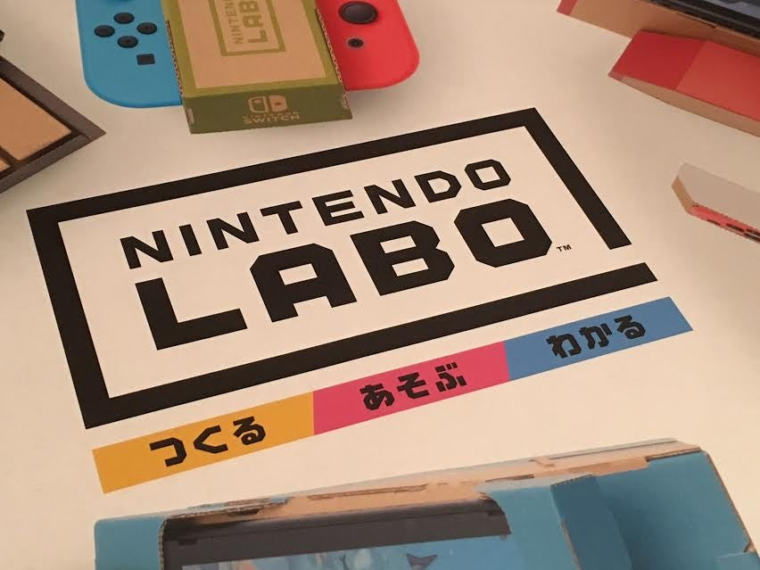 How Nintendo Labo Reflects Japanese Culture