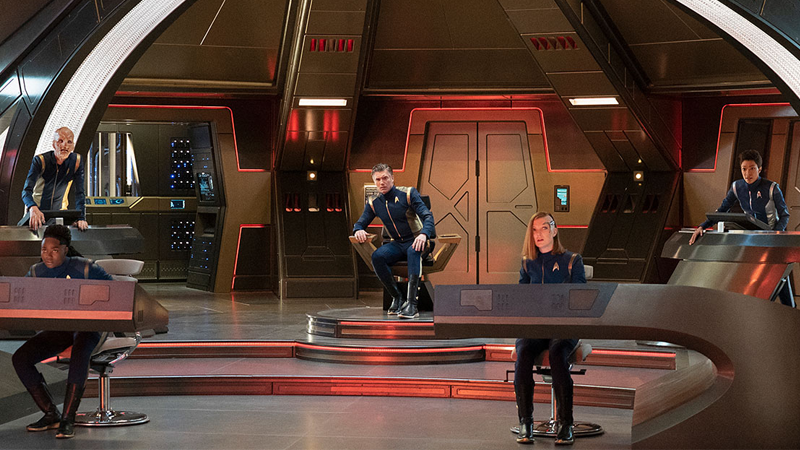 ATerrible, Horrible, No Good, Very Bad Day Brings OutStar Trek: Discovery's Best
