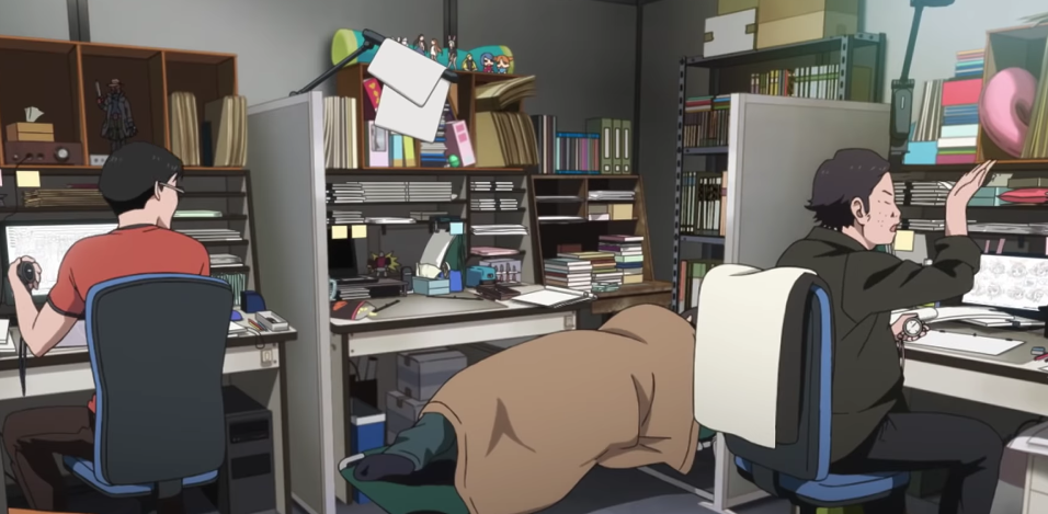 Working Conditions In The Anime Industry