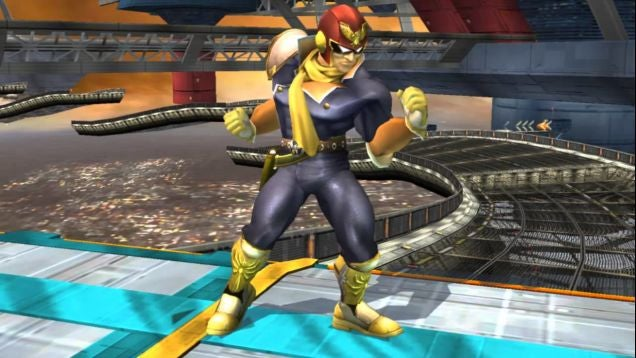 20 of the Best Falcon Punches In Smash Bros.