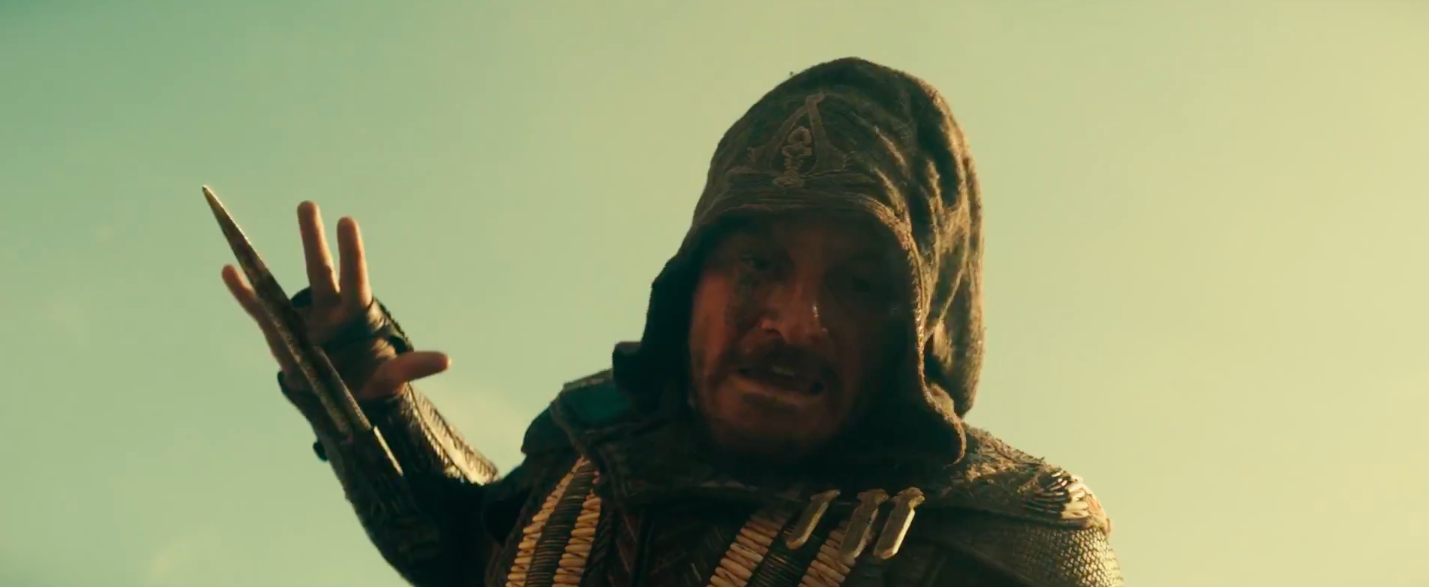 The New Assassin's Creed Movie Trailer Still Doesn't Understand Why People Like Assassin's Creed