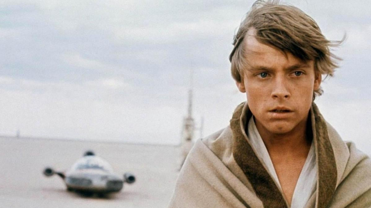 This Video Proves Once And For All That Luke Skywalker Is Star Wars' Straight Man
