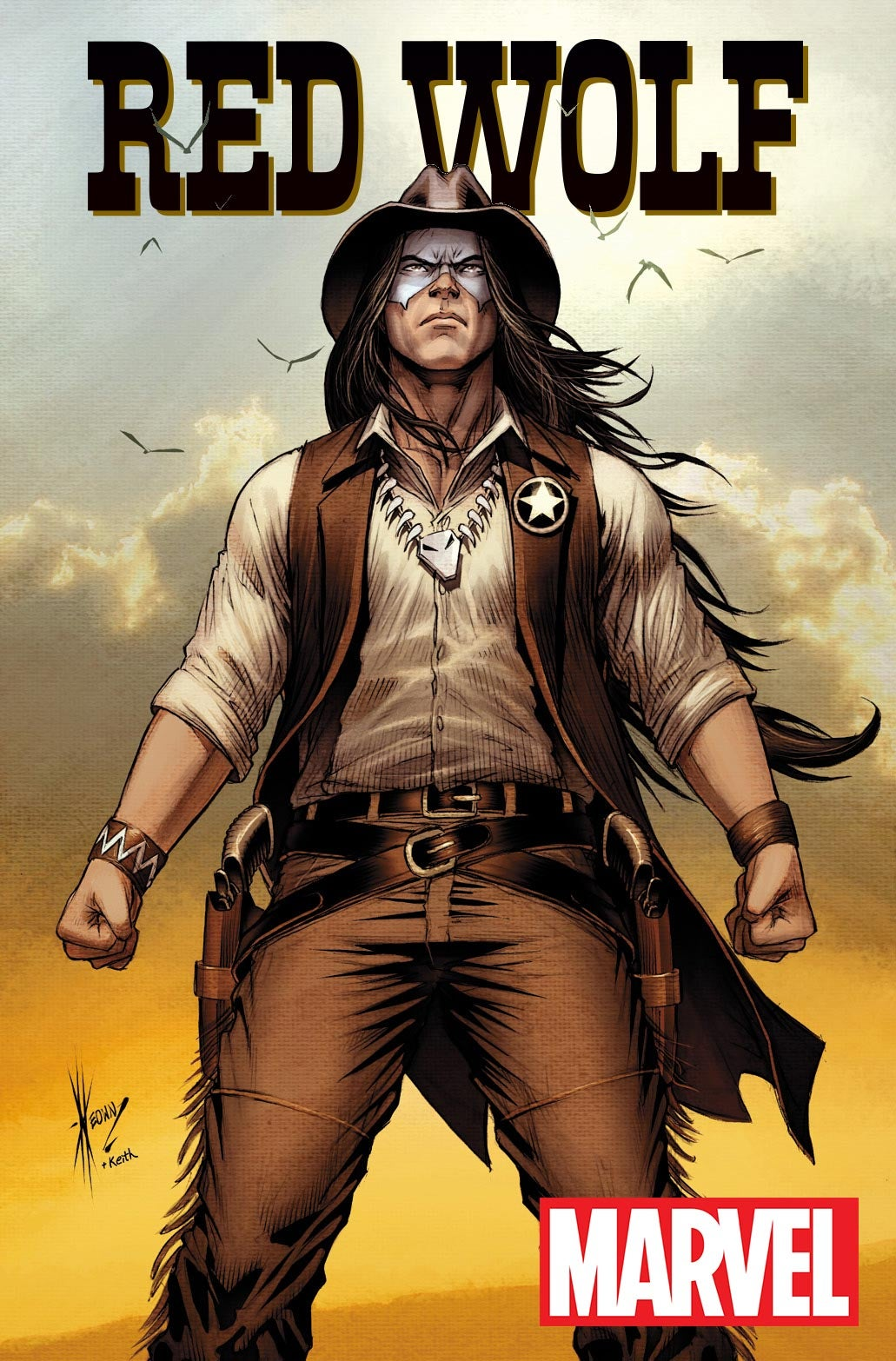 Marvel's New Native American Superhero Comic Leans Too Hard on Old Tropes