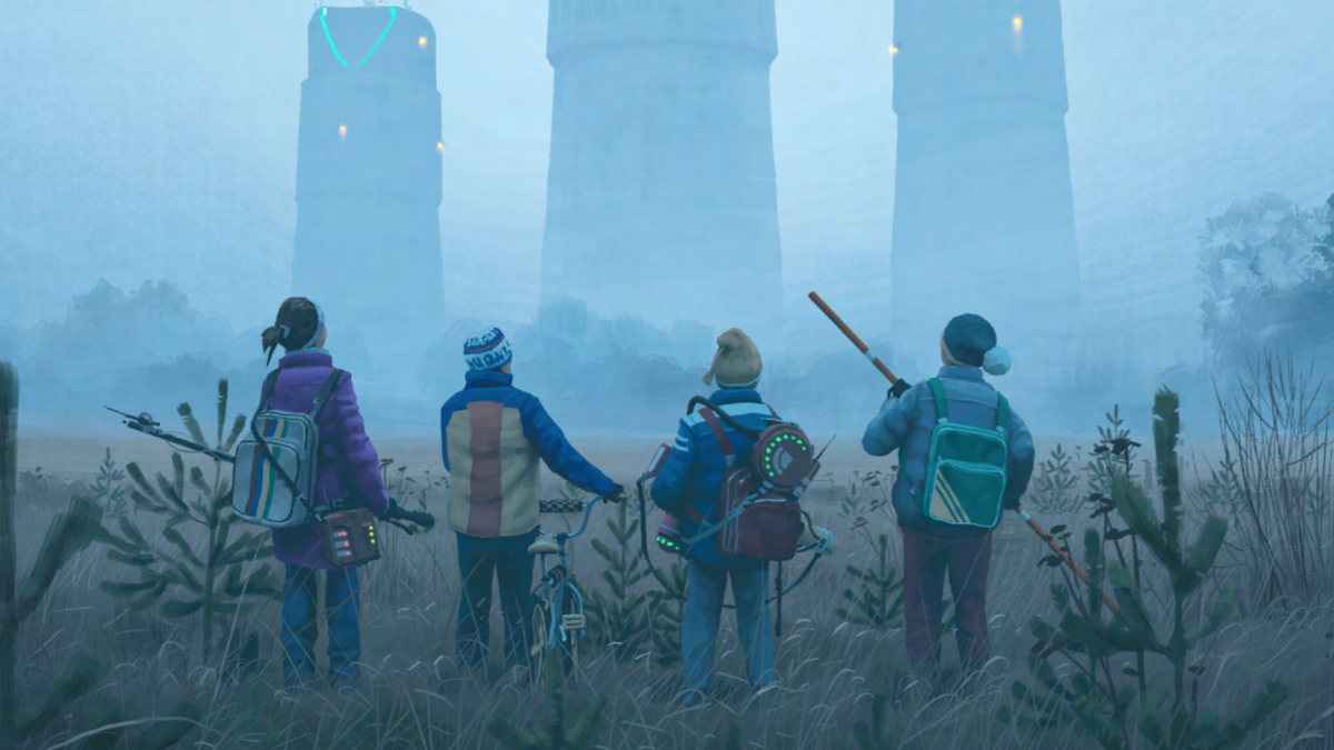 Tales From The Loop RPG Will Make You Feel Like A (Stranger Things) Kid Again