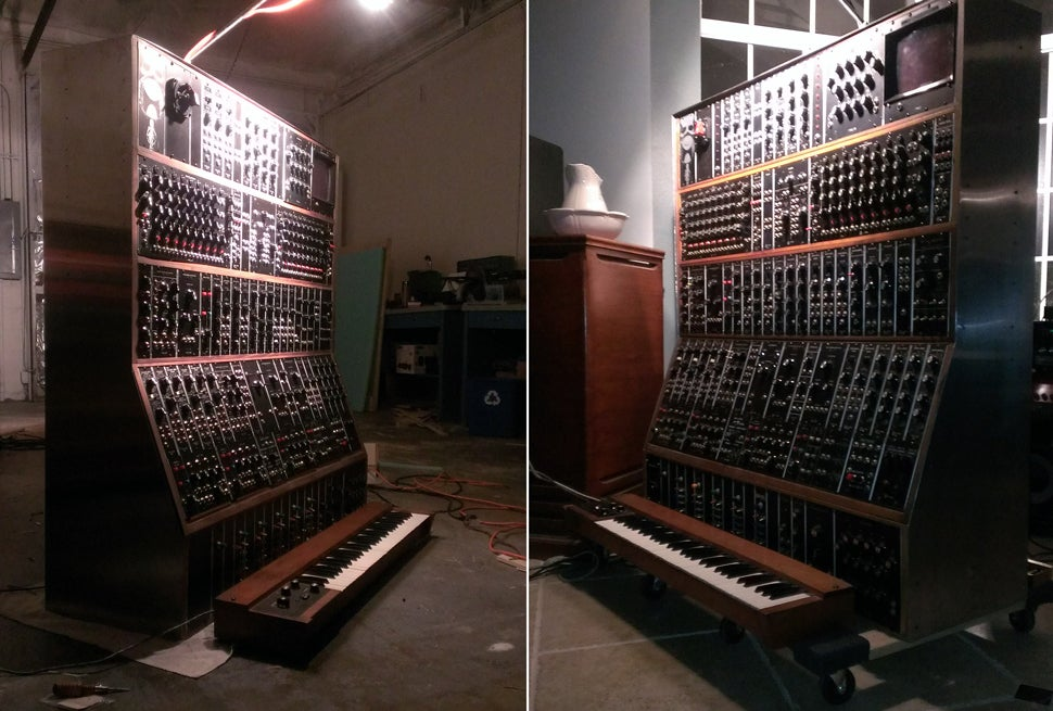 Moog Spent Three Years Building a $US90,000 Copy of Keith Emerson's Synth