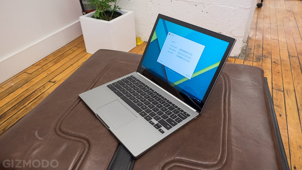 Google's New Chromebook Pixel: Dangerously Close to Buyable