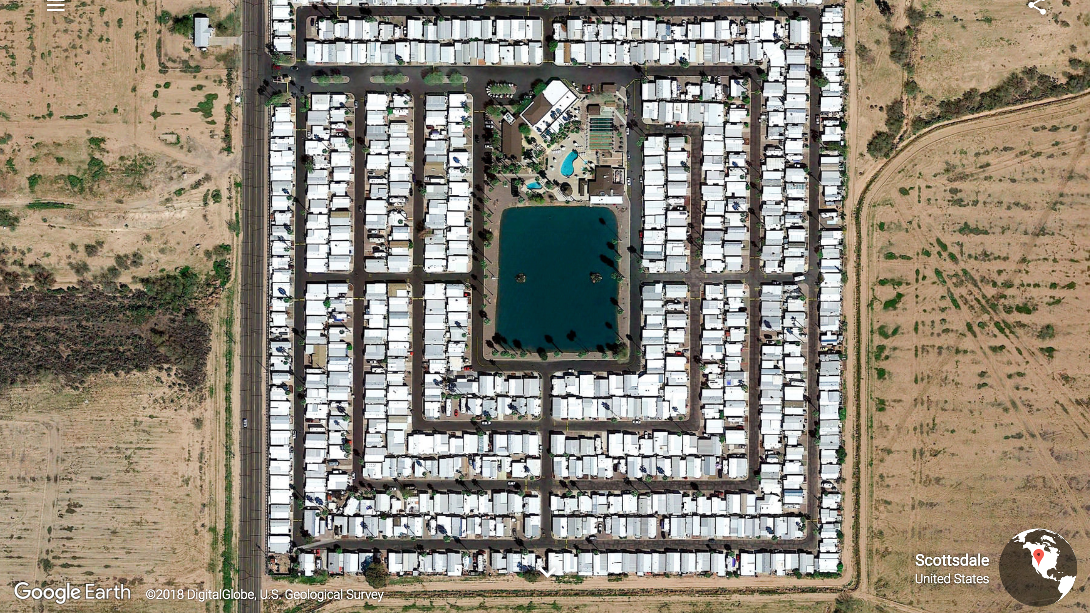 Visit New Places Every Day In Your Browser With This Google Earth Extension