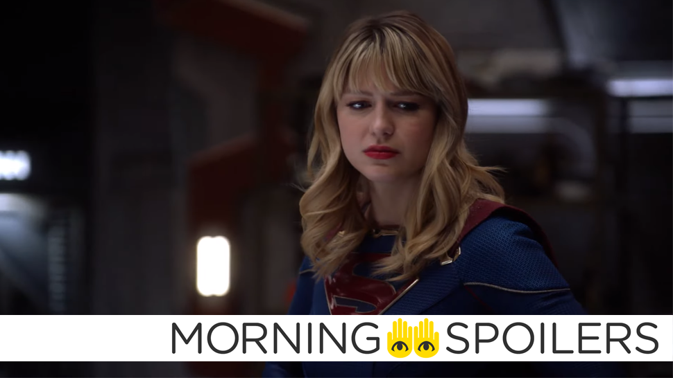 Supergirl Could Be About To Lift The Lid On Kara's Big Secret