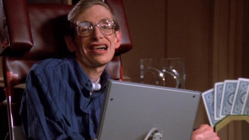 Stephen Hawking's Most Delightful Pop Culture Cameos