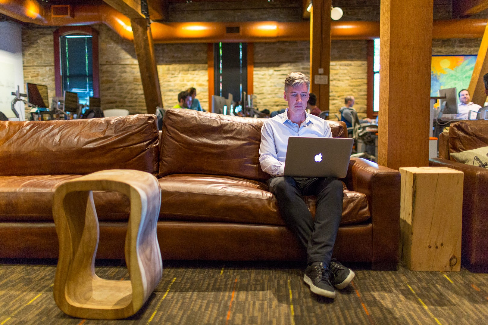 I'm Matthew Dornquast, CEO of Code42, and This Is How I Work