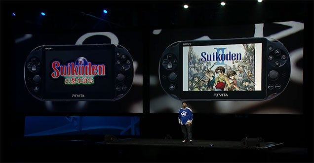 Rejoice: Suikoden II Is Finally Coming To PSN