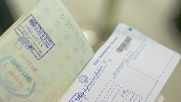 Check If Your Destination Requires Blank Passport Pages Before Booking