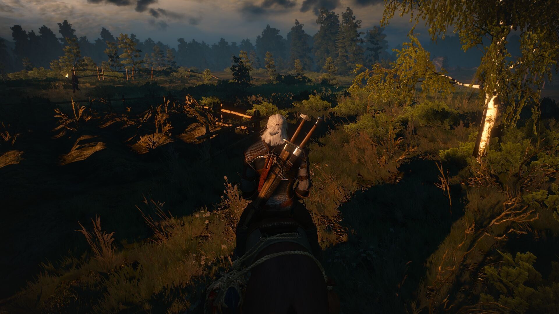 The Longer The Witcher 3 Goes, The Faster I Move Through It