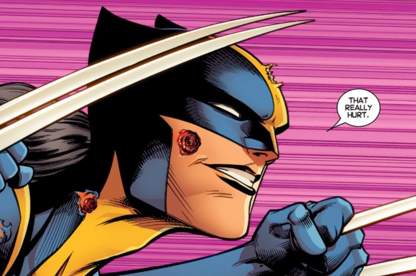 The New Wolverine Doesn't Care About Her Own Pain and That's a Problem