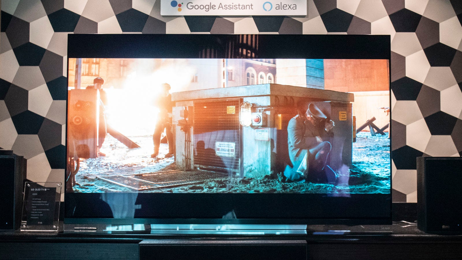 Apple's Snuck Its Way Into LG's 2019 Televisions