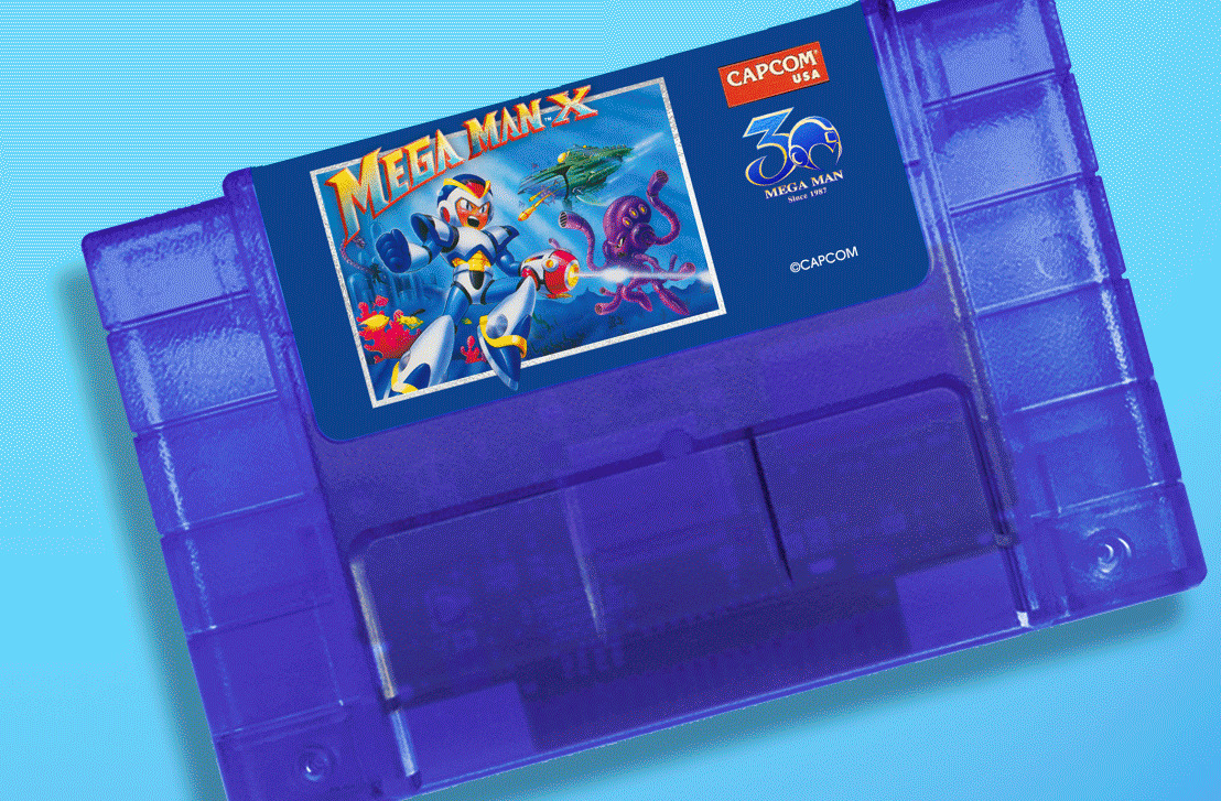 Capcom Is Re-Releasing Two Classic Mega Man Games On NES, SNES Cartridges