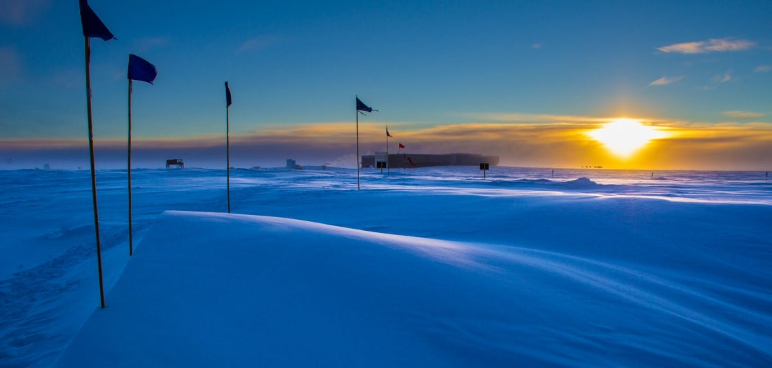 This Is the Last Sun Antarctica Will See for Six Months