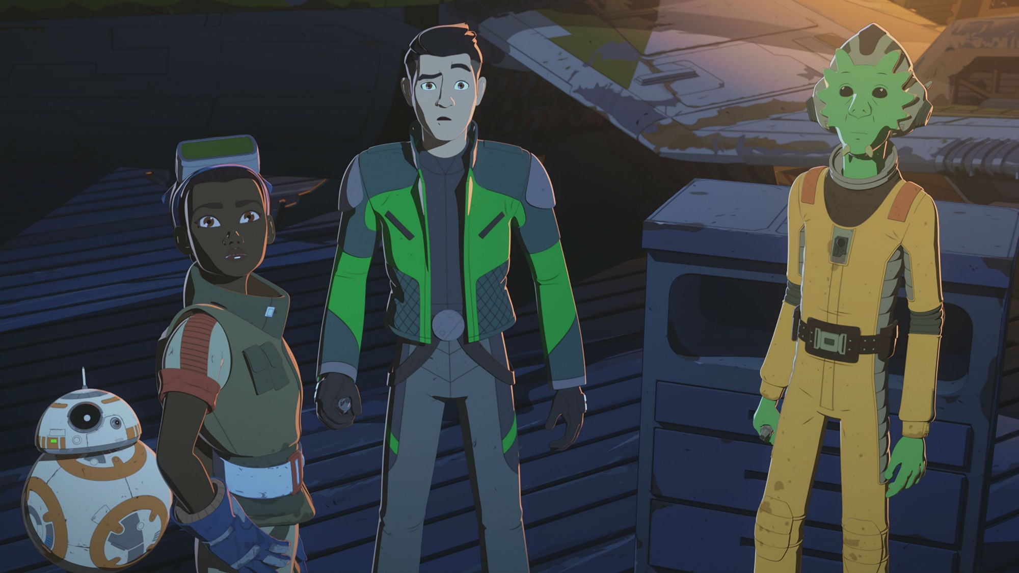 How Star Wars Resistance Is Using Its New Time Period To Its Advantage