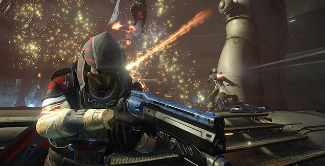 Destiny's New Patch Means Treasure Keys For Everyone