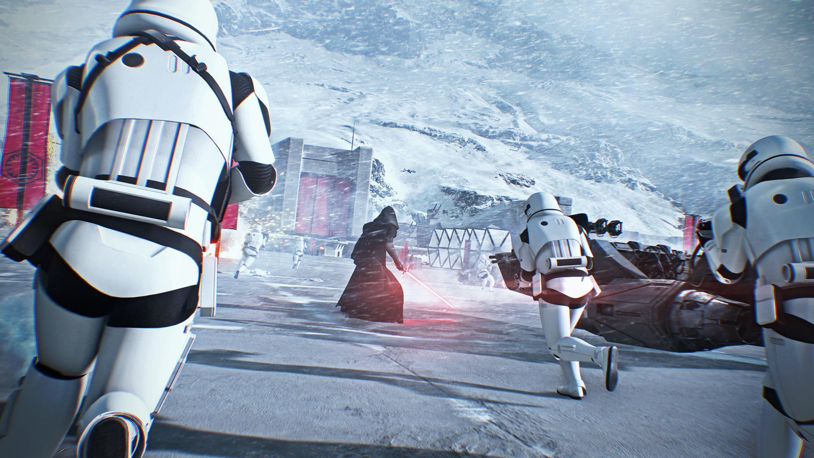 In Star Wars Battlefront II, I'd Rather Play A Grunt Than A Hero