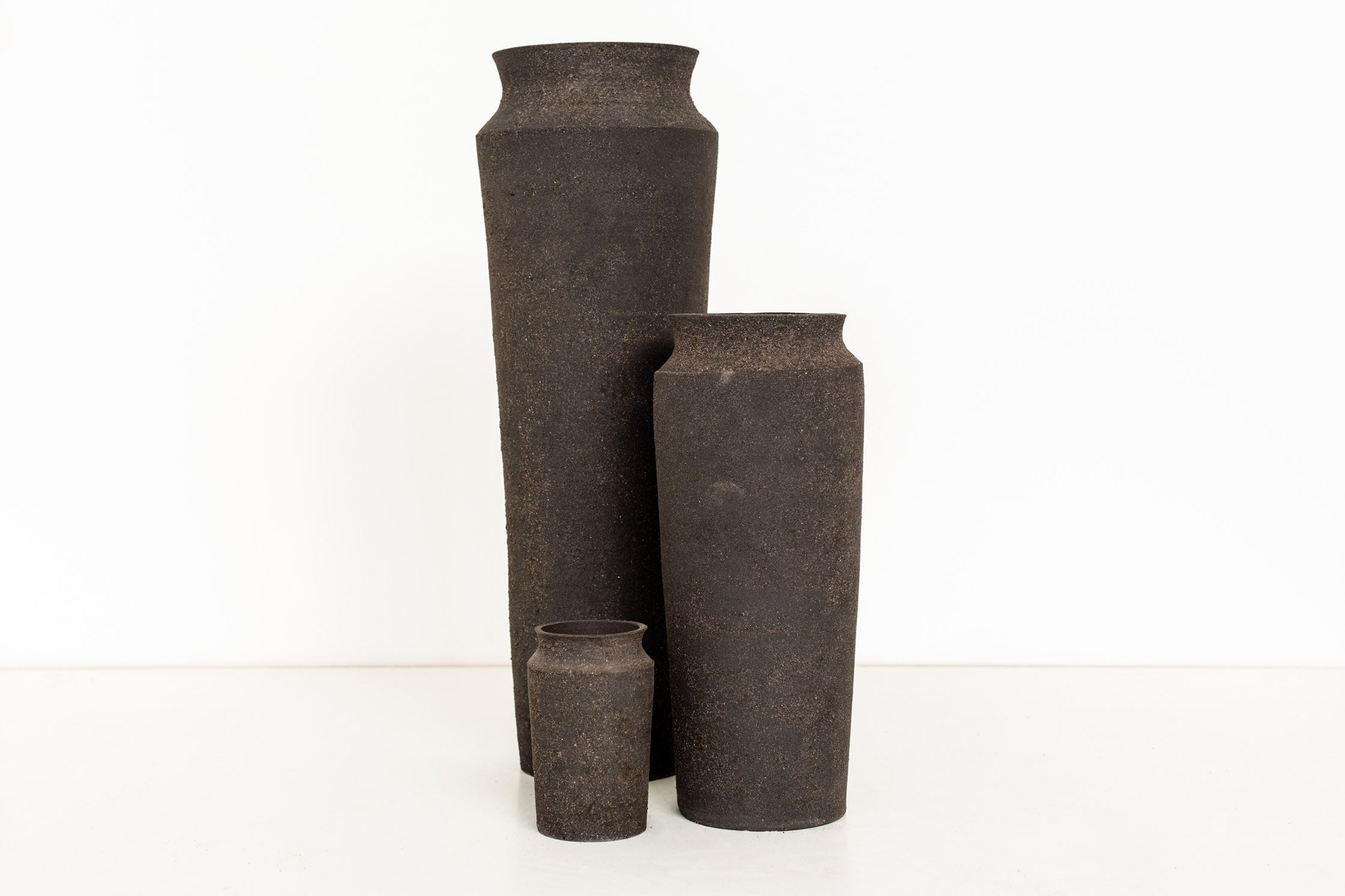 These Vases Are Actually Made From the Liquified Byproducts of Batteries