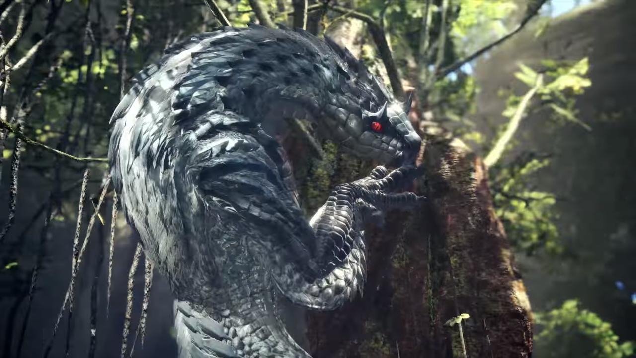 Monster hunter world monsters ranked kotaku australia for Piscine wyvern mhw