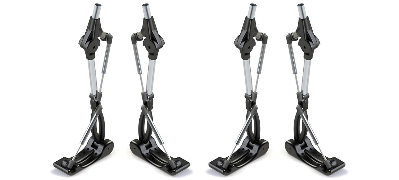 These 3D-Printed Robotic Legs Could Serve As Cheaper Prosthetics
