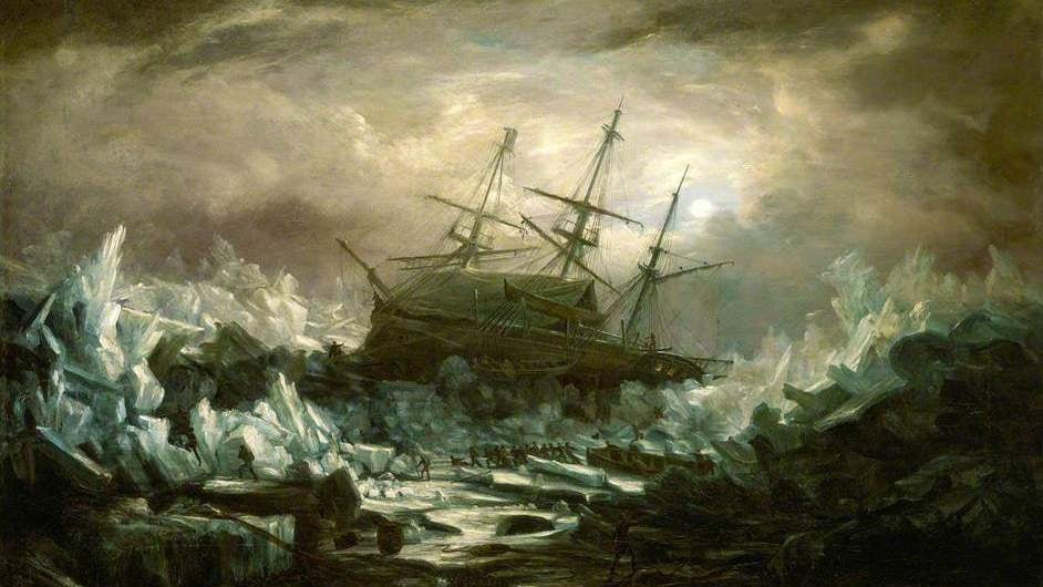 Doomed 19th-Century Arctic Expedition Wasn't Brought Down By Lead Poisoning, Study Finds