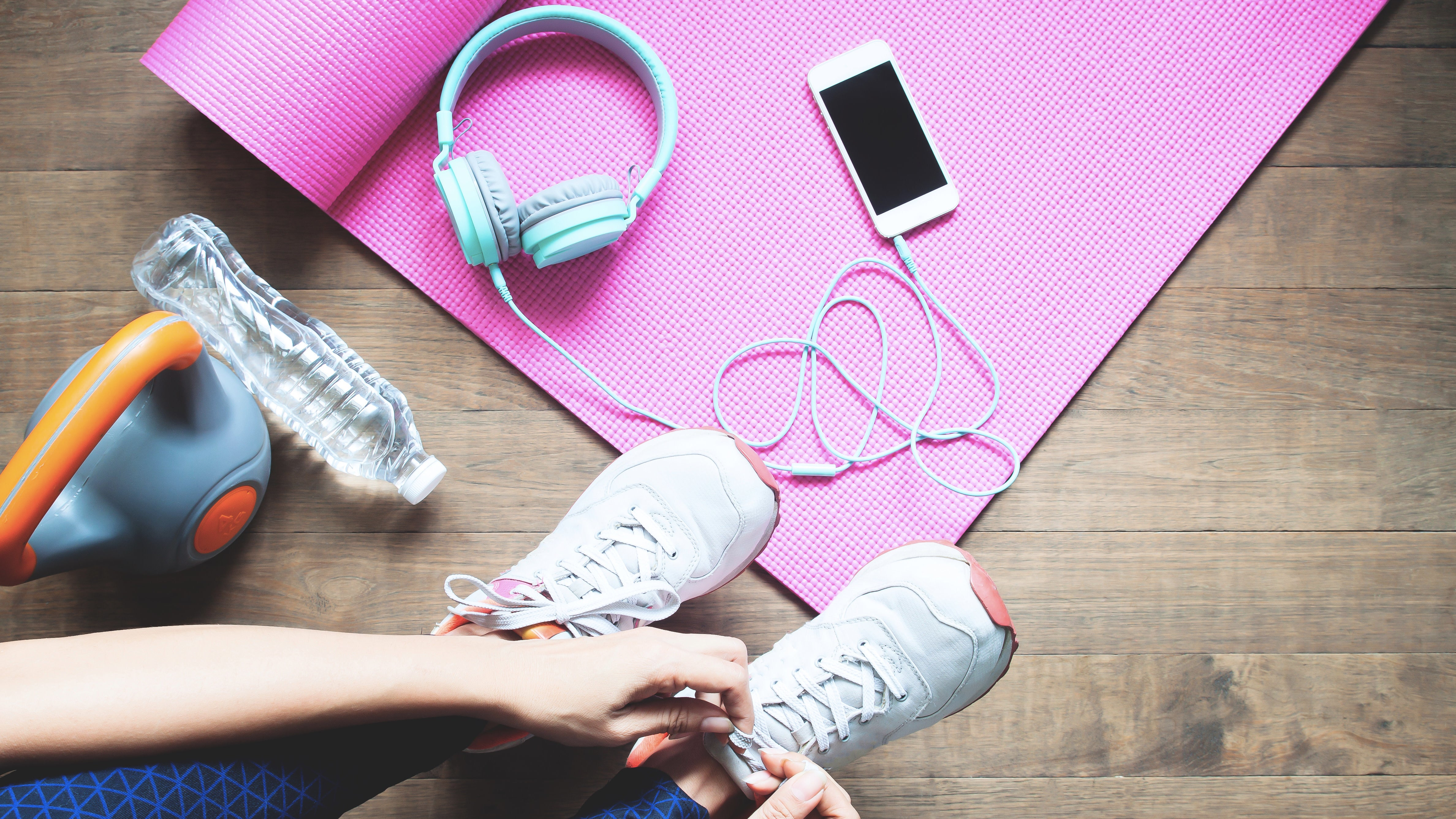 How To Work Out When You Can't Go To The Gym