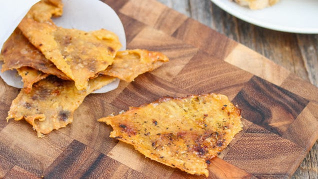 Save Chicken Skin to Make an Addictive Baked Snack