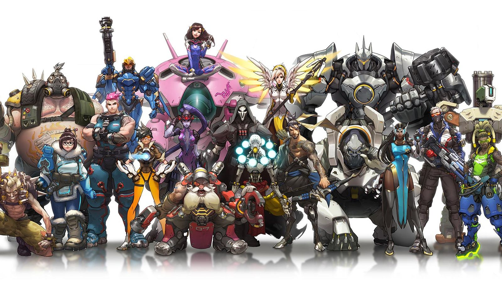 Blizzard Really Wants Overwatch Characters In Smash
