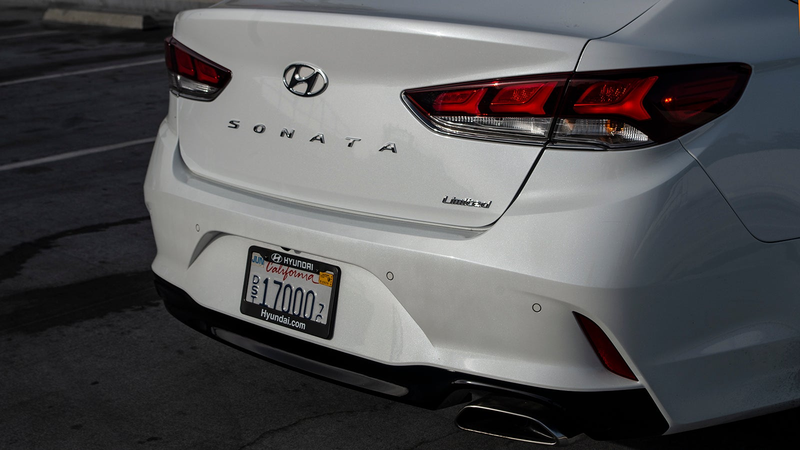 The 2018 Hyundai Sonata Is The Most User Friendly Car I've Driven