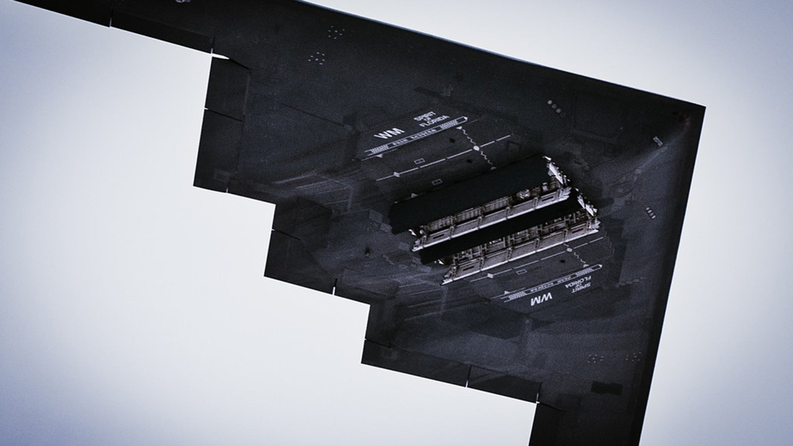The 1989 B-2 bomber still feels like a plane from the future -- or a UFO