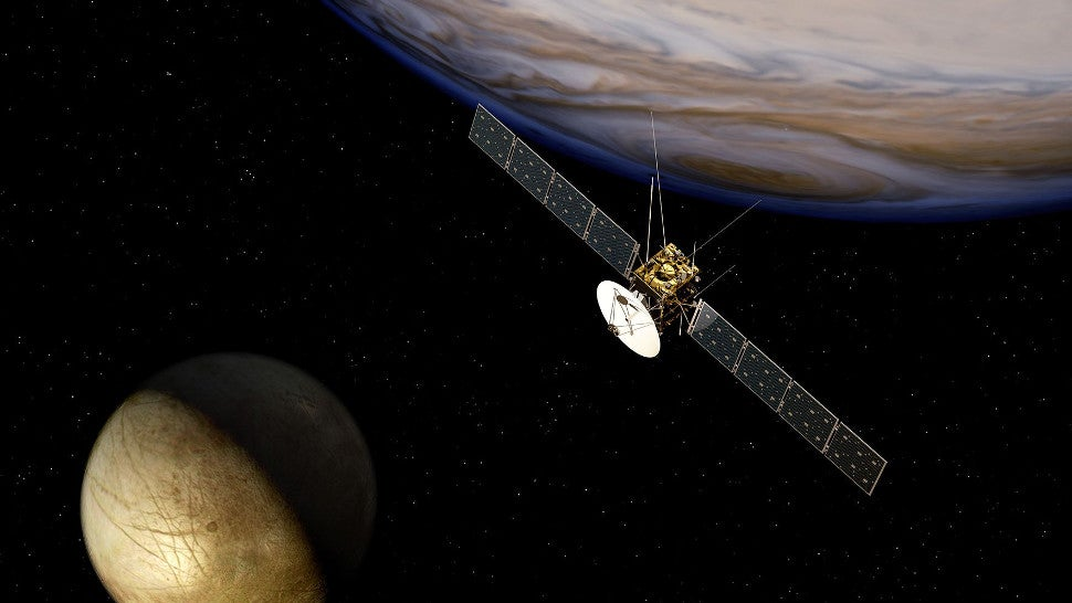 Europe's First Spacecraft To Jupiter Will Be Taking An Incredible Route