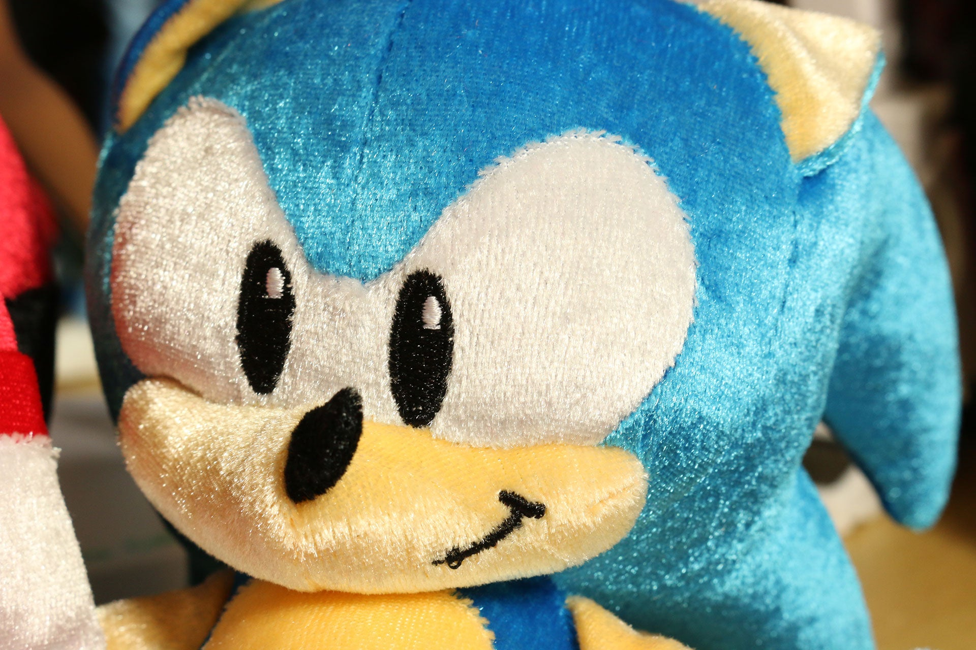 Sonic The Hedgehog 25th Anniversary Plushies Celebrate The Good Old Days