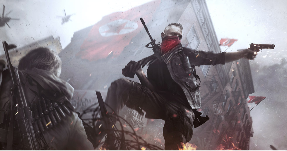 Deep Silver Buys Homefront From Crytek