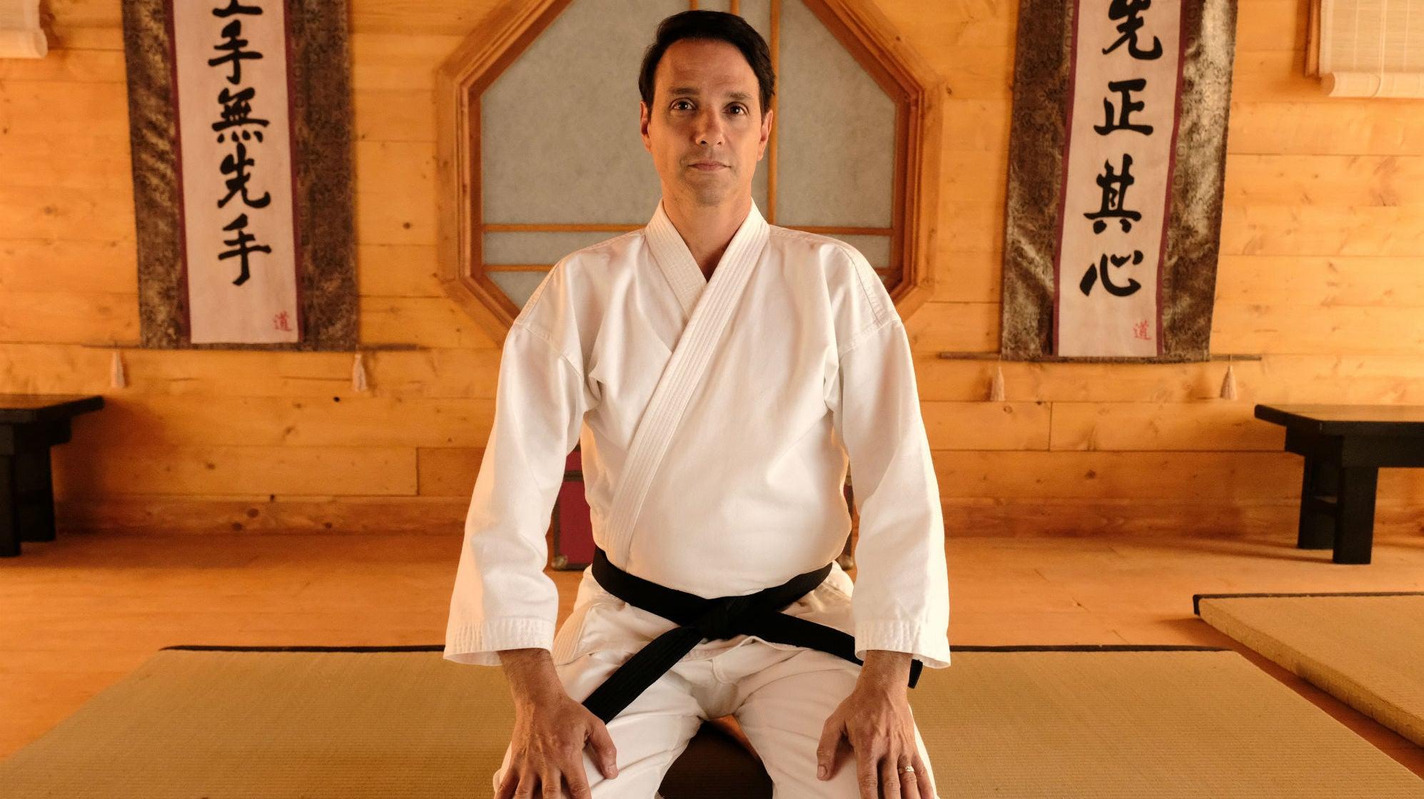 Ralph Macchio Reflects On His Karate Kid Journey To Cobra Kai Season 2
