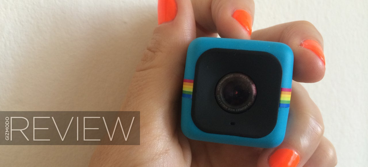 Polaroid Cube Review: A Tiny Adorable Camera