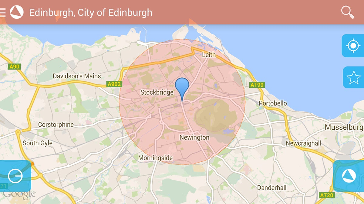 Search For Tweets By Location With Castround