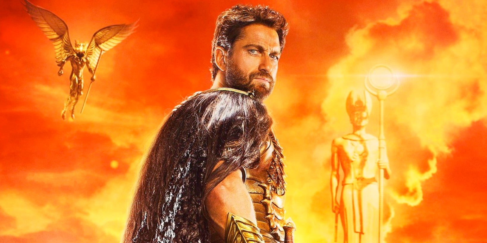 Gerard Butler, The God Of Egypt Himself, Will Produce A Darker Shade Of Magic