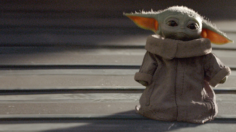 The Coronavirus Will Probably Come For The Baby Yoda Toys