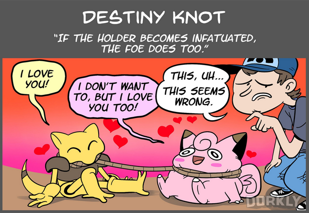 How Items In Pokémon Would Actually Work