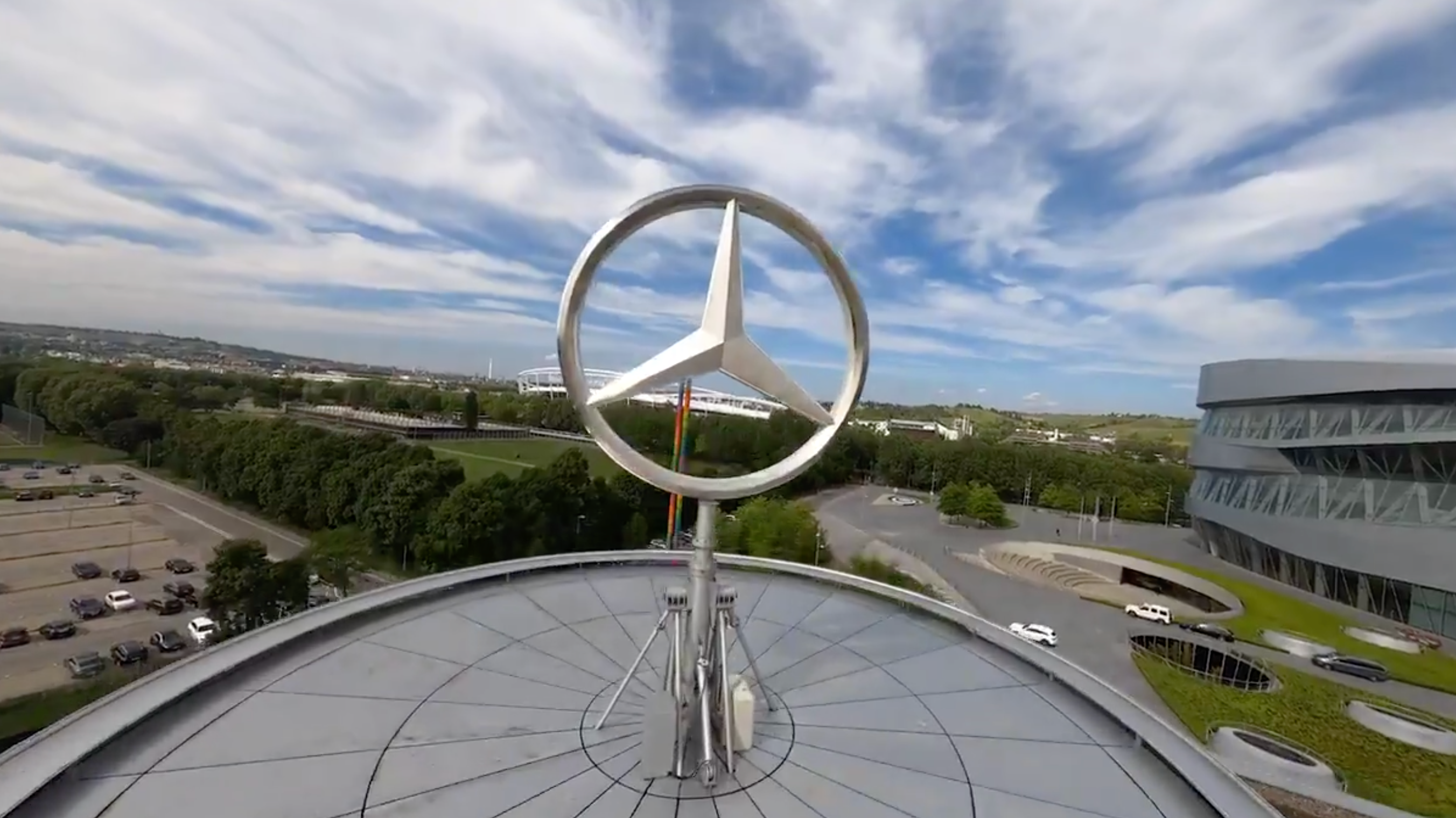 Mercedes-Benz Gives Us A Sweeping Look Inside Of Its Incredible Museum
