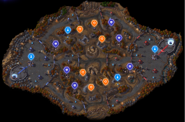 A Handy Guide To The Tribute Spawning System In Heroes Of The Storm